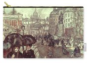 Bonnard: Place Clichy, C1895 Carry-all Pouch
