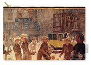 Bonnard: Place Clichy Carry-all Pouch