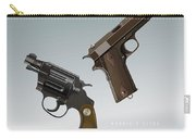 Bonnie And Clyde - Alternative Movie Poster Carry-all Pouch