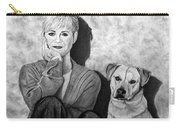 Bonnie Hunt And Charlie Carry-all Pouch