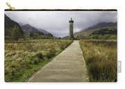 Bonnie Prince Charlie Monument Carry-all Pouch