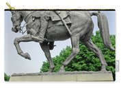Bonnie Prince Charlie Statue - Derby Carry-all Pouch