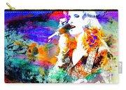 Bonnie Raitt Color Splash Carry-all Pouch