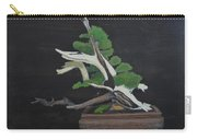 Bonsai #4a Carry-all Pouch by Richard Le Page