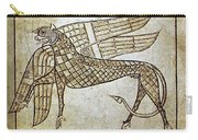 Book Of Durrow, C680 A.d Carry-all Pouch