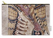 Book Of Kells: Saint Mark Carry-all Pouch
