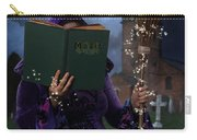 Book Of Magic Spells Carry-all Pouch