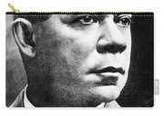 Booker T. Washington, African-american Carry-all Pouch by Photo Researchers