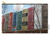 Books Plus Kansas City Carry-all Pouch
