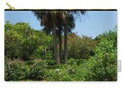 Boone Hall Garden Carry-all Pouch