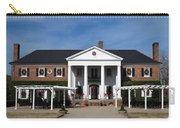 Boone Hall Plantation Charleston Sc Carry-all Pouch