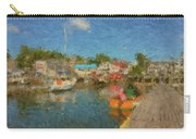 Boothbay Harbor At 5 Carry-all Pouch