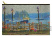 Boothbay Harbor At 8 Carry-all Pouch