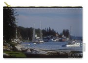 Boothbay Harbor In Maine Carry-all Pouch