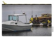 Boothbay Harbor, Me Carry-all Pouch