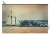Boothbay Harbor Schooner Carry-all Pouch