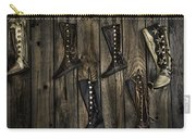 Boots Anyone? Carry-all Pouch
