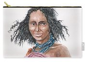 Boran Woman Carry-all Pouch
