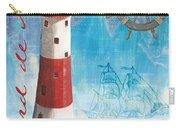 Bord De Mer Carry-all Pouch by Debbie DeWitt