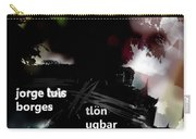 Borges Tlon Poster  Carry-all Pouch