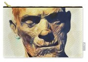 Boris Karloff, The Mummy Carry-all Pouch