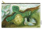 Born For Crawling Will Not Fly Carry-all Pouch