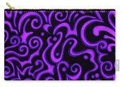 Born In Purple Carry-all Pouch