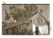 Boronda  Adobe In Carmel Valley 1940 Carry-all Pouch