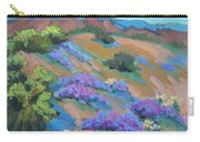 Borrego Springs Verbena Carry-all Pouch