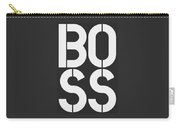 Boss-1 Carry-all Pouch