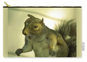 Bossy Squirrel Carry-all Pouch