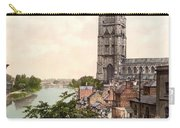 Boston - England Carry-all Pouch by International  Images