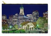 Boston Above Christopher Columbus Park Carry-all Pouch