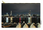 Boston Along The Charles River Carry-all Pouch