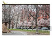 Boston Back Bay In Spring Carry-all Pouch