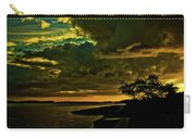 Boston Bay Sunrise Carry-all Pouch