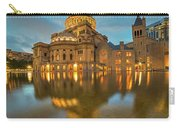 Boston Christian Science Building Reflecting Pool Carry-all Pouch