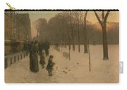 Boston Common At Twilight Carry-all Pouch