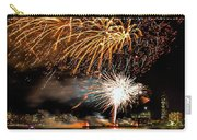 Boston Fireworks On The Charles Carry-all Pouch