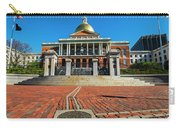 Boston Freedom Trail To State House Boston Ma Carry-all Pouch