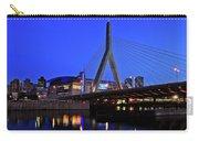 Boston Garden And Zakim Bridge Carry-all Pouch