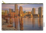Boston Habor Sunrise Carry-all Pouch