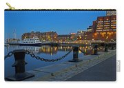 Boston Harbor At Dusk Boston Ma Carry-all Pouch