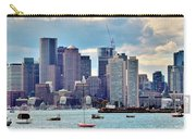 Boston Harbor Pano Carry-all Pouch