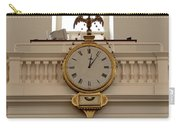 Boston Historical Meeting Room Clock Carry-all Pouch