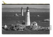 Boston Light With Graves Light Carry-all Pouch