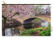 Boston Ma Spring Tree On The Charles River Esplanade Boston Ma Carry-all Pouch