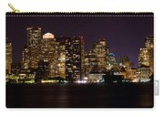 Boston Massachusetts - Panoramic Carry-all Pouch