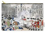 Boston Massacre, 1770 Carry-all Pouch