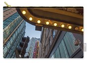 Boston Paramount Theater District Carry-all Pouch